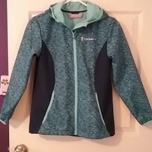 Girls lightweight jacket